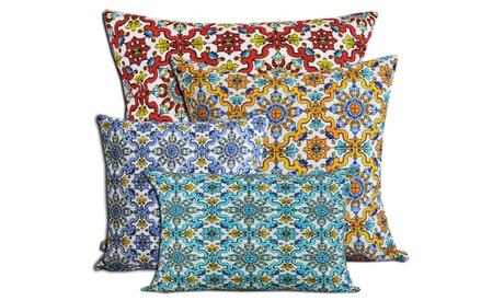 Set di 2 cuscini arredo Cieffepi Home Collections disponibili in 4 colori e 4 dimensioni, con spedizio