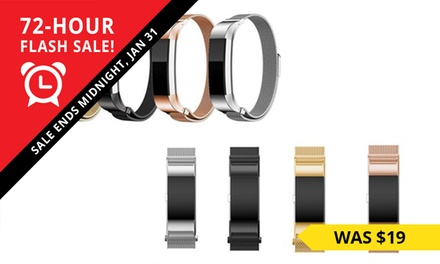 Replacement Band for Fitbit Alta or Fitbit Charge 2: One $14 or Two