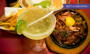 Up to 46% Off Mexican Food at Cactus Cantina Mexican Grill at Cactus Cantina Mexican Grill, plus 9.0% Cash Back from Ebates.