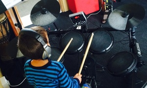 Cape Drummers Lab: Drumming Sessions from R75 for One at Cape Drummers Lab (Up to 56% Off)