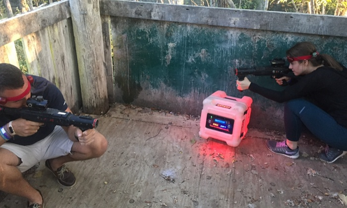 Xtreme Tactical Lasertag - Millstadt, IL | Groupon