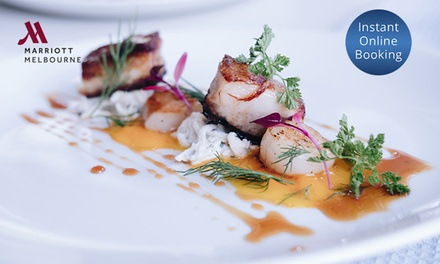 Mod Oz Meal + Wine: 2 Courses for 2 ($69) or 4 Ppl ($129); 3 Courses for 2 ($89) or 4 Ppl ($169) at Essence Restaurant
