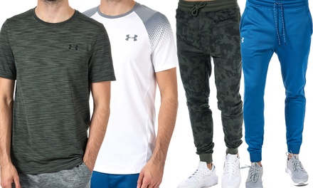 Under Armour Mens Clothing