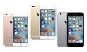 Apple iPhone 6, 6s, 6 Plus, or 6s Plus (GSM Unlocked) (Refurbished)