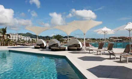 4- or 7-Night All-Inclusive Stay for Two at Sonesta Ocean Point Resort on St. Maarten. Includes Taxes and Fees.
