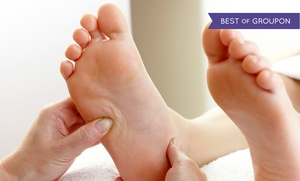 Body Vital Foot Spa: One or Three 60-Minute Massages with Reflexology Treatments (Up to 60% Off)