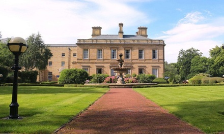 Spa Access for Two with Towel, Slipper and Robe Hire at Oulton Hall Hotel