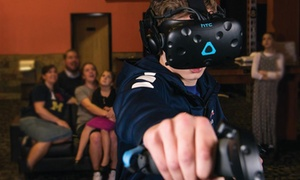 Up to 46% Off VR Experience at Elite VR at Elite VR, plus 6.0% Cash Back from Ebates.