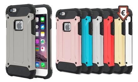 Robuust hoesje voor iPhone 6, 6S, 6 Plus, 6S Plus, 7 en 7 Plus