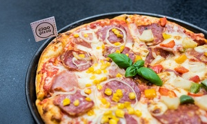 Ciao Pizza: Pizza o średnicy 32 cm: 1 sztuka za 14,99 zł i więcej opcji w Ciao Pizza (do -37%)
