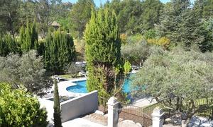 St-Rémy-de-Provence : 1 ou 2 nuits avec pdj, modelage et spa en option Saint-Rémy-de-Provence
