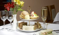 Festive Afternoon Tea with Prosecco for Two or Four at The George Hotel Colchester (45% Off)