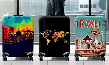 Small, Medium or Large Luggage Cover