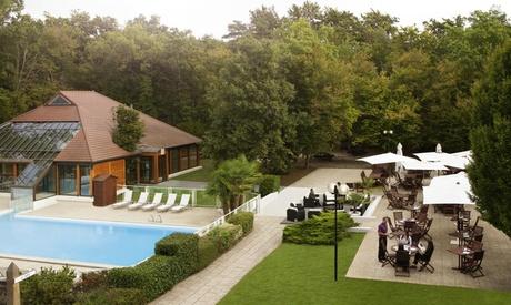 Fontainebleau: estancia para 2 con desayuno, actividades y opción a spa, cena y masaje en Novotel Fontainebleau Ury 4*
