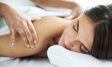 $29 for a 45 min Body Massage, $39 min, $49 to add Body Exfoliation at Kooyong Beauty Therapy Up to $100 Value
