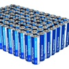 Westinghouse AA or AAA Alkaline Batteries (96-Pack)