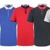 Lee Hanton Men's Short Sleeve Polo T-Shirt