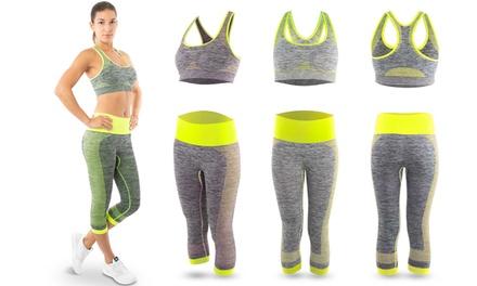 Brassière et legging Fitness