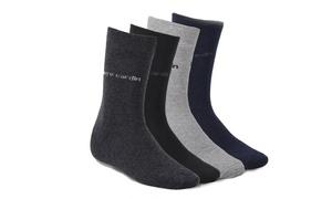18 paires de chaussettes Pierre Cardin