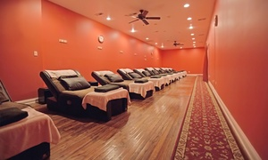 VIP Feet Feel Spa: One 40- or 60-Minute Reflexology Treatments or Three 60-Minute Treatments at VIP Feet Feel Spa (Up to 66% Off)