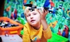 ScienZminds - Chantilly: Math Blasters Camp or Four Lego Robotics Classes at ScienZminds (Up to 51% Off). Four Options Available.