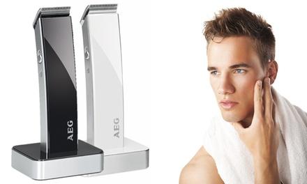 Rasoio per barba e capelli AEG HSM/R 5638 disponibile in 2 colori