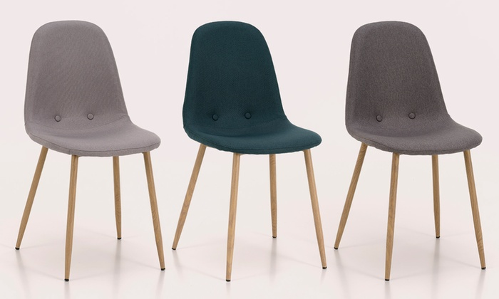 Set di 4 Sedie TFT Furniture | Groupon Goods
