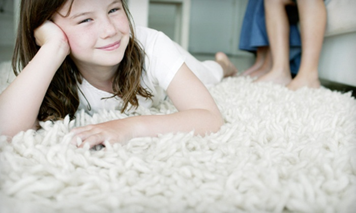 J & J Professional Cleaning - Detroit: $65 for Up to 1,000 Square Feet of Carpet Cleaning from J & J Professional Cleaning ($180 Value)