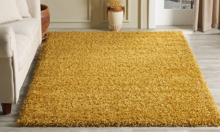 Fashion Shaggy Rug in a Choice of Size and Colour