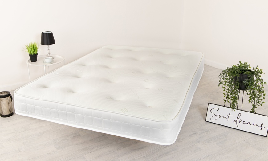 Hand-Tufted Memory Foam Mattress