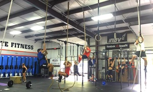 CrossFit Oceana: One, Two, or Three Months of CrossFit Classes with a Personal Nutrition Plan at CrossFit Oceana (Up to 68% Off)