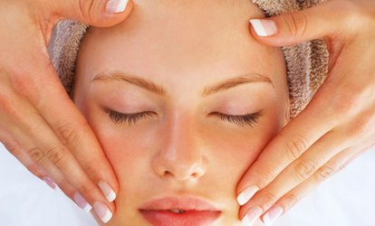 Facial with Anti-Aging <strong>Face</strong> Massage with Homa at Aesthetics by Homa (Up to 62% Off)