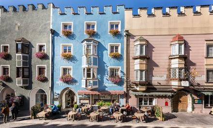 Südtirol/Italien: 2-7 Nächte für Zwei inkl. Halbpension und Begrüßungsgetränk im Hotel Lamm