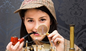 Escape Hunt Perth: Escape Game Experience for 2 ($49), 3 ($69), 4 ($89), 5 ($99) or 6 People ($119) at Escape Hunt, Fremantle (Up to $216)