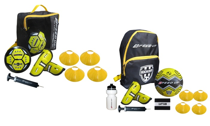Groupon Goods Global GmbH: Five- or Seven-Piece Speed Up Football Set