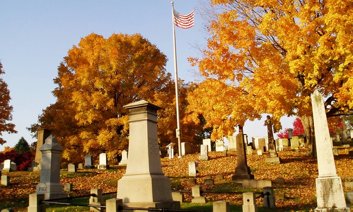 Wethersfield Historical Society - Wethersfield: Ancient Burying Ground Tour or Architectural Walking Tour for Four from Wethersfield Historical Society (45% Off)