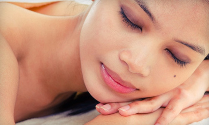 The Skin Spa of Wake Forest - Wake Forest: $75 for a Spa Package with Deep-Tissue Massage, Facial,  and Hand and Foot Treatment at The Skin Spa of Wake Forest (Up to $160 Value)