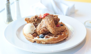 $39 For Brunch For Two Including Mimosas, Entrees, And Dessert At Ware House 518 (up To $70 Value)