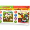 Scholastic Reading and Math Jumbo Workbooks