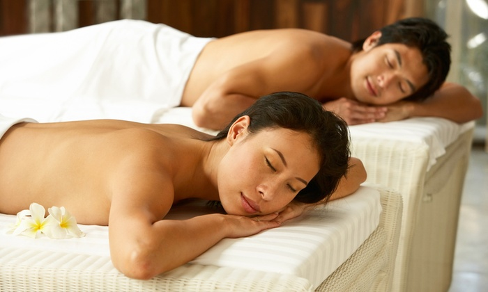 Affinity Life Spas - Multiple Locations: $85 for a 60-Minute Swedish Couples Massage at Affinity Life Spas ($175 Value)