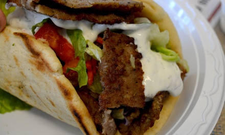 Admission for Two, Four, or Six at Houston Greek Fest (Up to 50% Off)