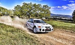 SPEEDEVENTS: Curso de conducción de rally con 5 o 10 vueltas en circuito de tierra desde 74 € en Speedevents