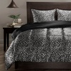 Reversible Satin Comforter Set
