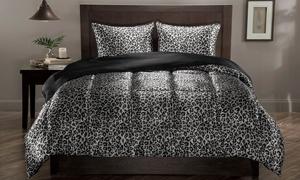 Reversible Satin Comforter Set (2- or 3-Piece)