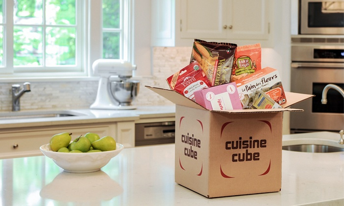 Cuisine Cube: $19.99 for $29.99 Credit Toward Artisanal Gluten-Free Food Delivery from Cuisine Cube