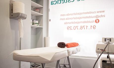 5 o 10 sesiones de lipoláser, presoterapia y plataforma vibratoria desde 39,95 € en Cuídate Majadahonda