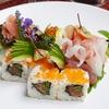 3-Gänge-Sushi-Menü à la Chef