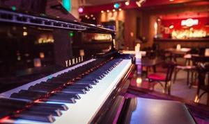 Vertigo Jazz Club and Restaurant: Bilety na wybrane wydarzenie i rezerwacja miejsca od 29,99 zł w Vertigo Jazz Club and Restaurant (do -54%)