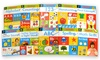 Scholastic Wipe-Clean Board Books Bundle (11-Piece)