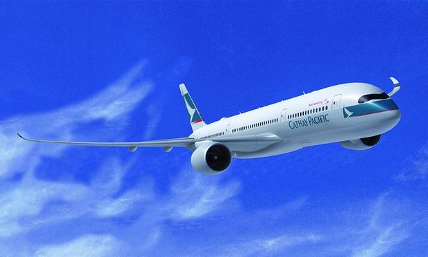 Taipei: Cathay Pacific Flights 1